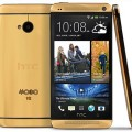 HTC unveils Gold Plated special edition One