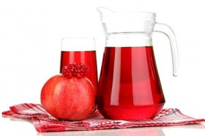Pomegranate regulates metabolic syndrome