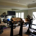 When Arranging a Home Gym!
