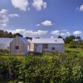 FIVE LITTLE HOUSES COMPRISE A SINGLE HOME IN DENMARK