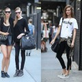 MODELS OFF DUTY STYLE