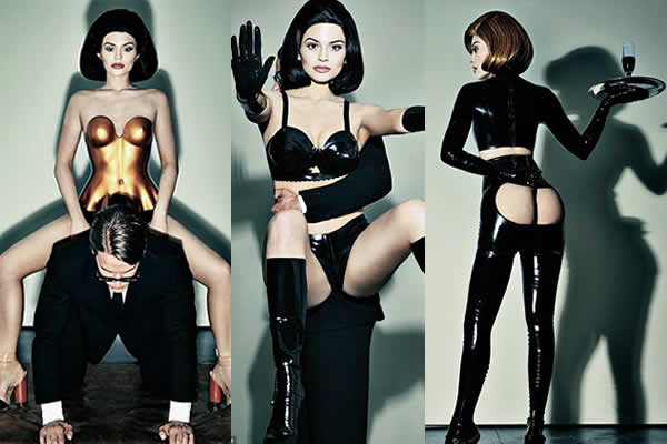 How Kylie Jenner Transformed for Her Most Daring Shoot