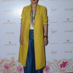 Launch of the Good Earth x Rohit Bal collaboration